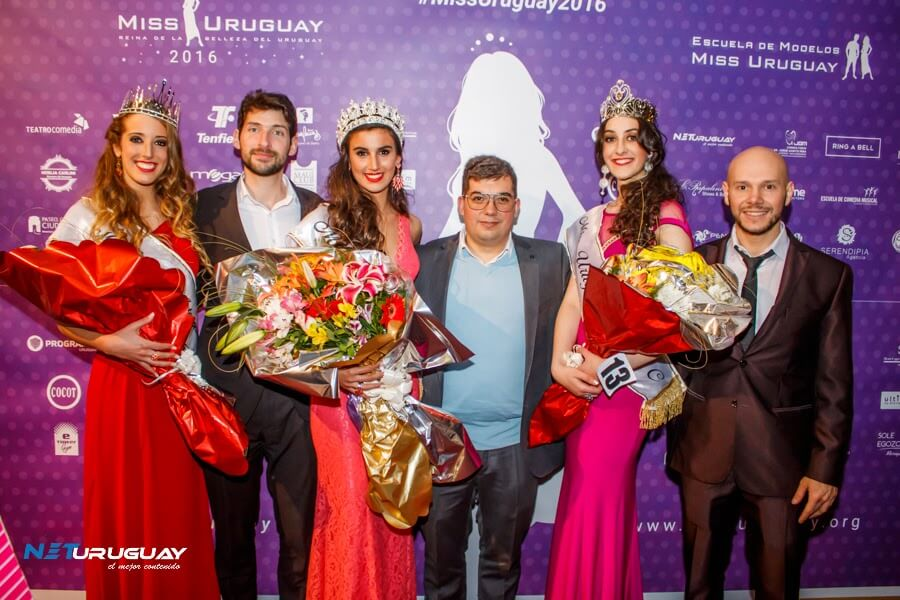 ¡Dijimos presente en Miss Uruguay!
