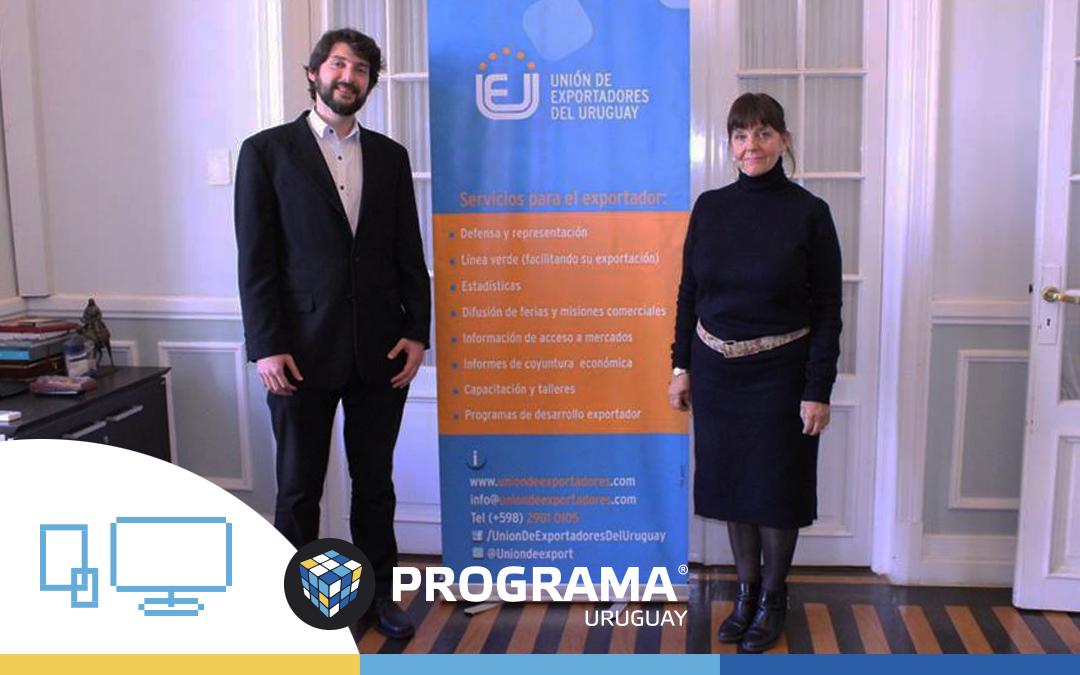 Convenio con Unión de Exportadores del Uruguay