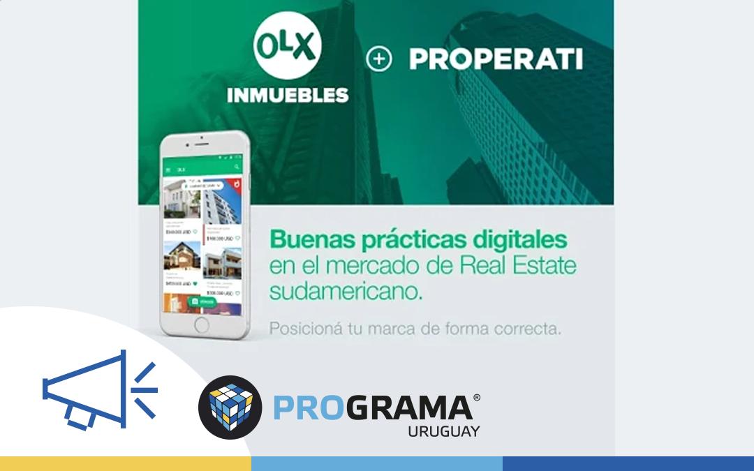 Buenas prácticas digitales para Inmobiliarias