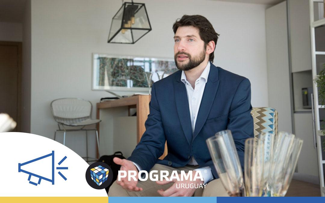 Matías Viera, Director de Programa Uruguay, en InfoNegocios