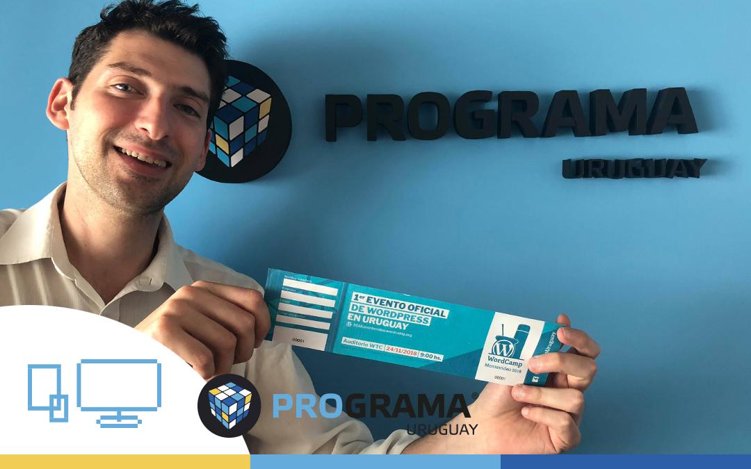 Te contamos cómo será la primera edición de WordCamp Montevideo